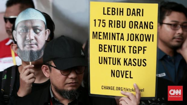 Dalam Debat, Prabowo-Sandi Akan Soroti Kasus Novel Baswedan