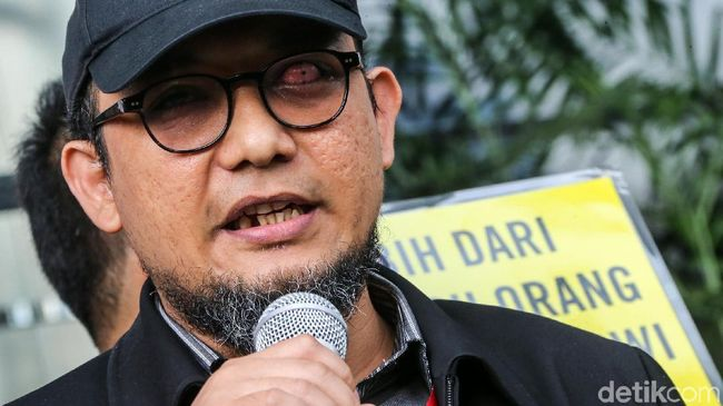 KPK: Keliru Jika Ombudsman Anggap CCTV Rumah Novel Baswedan Disita