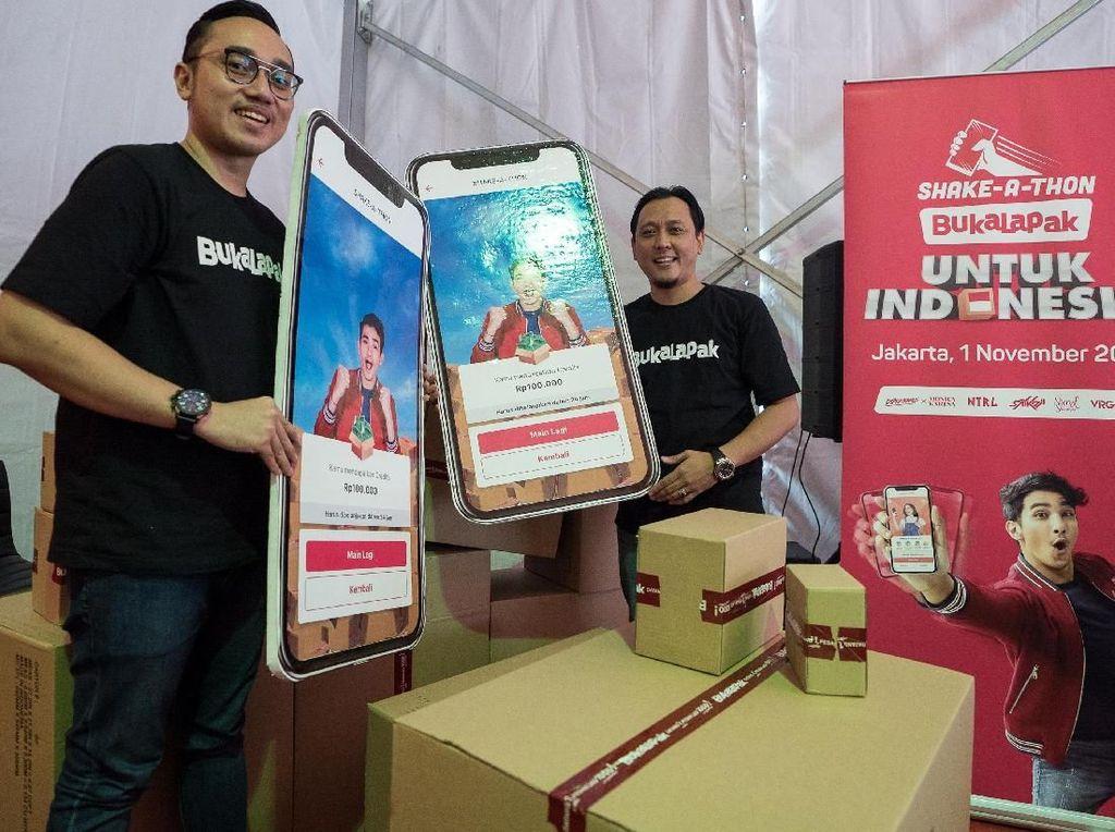 Dukung Jutaan UKM Indonesia