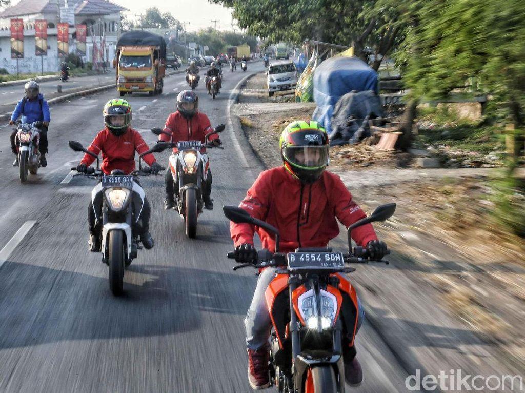 KTM Siap Bawa Motor Penjelajah Kecil ke Indonesia