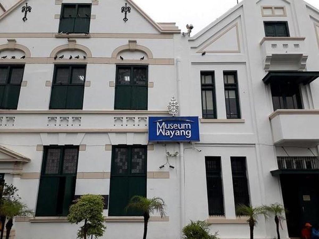 Museum Wayang Dibuka, Pengunjung Harus Patuhi Protokol Kesehatan