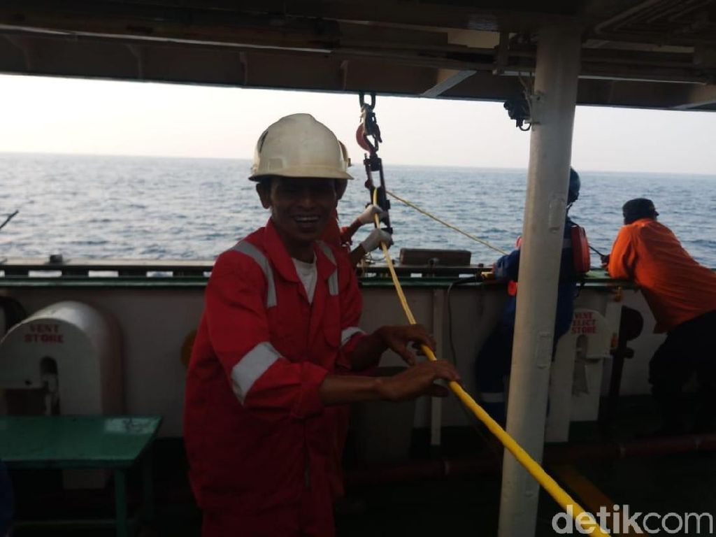 Foto: ROV dan Ping Locator Cari Lagi Black Box Lion Air