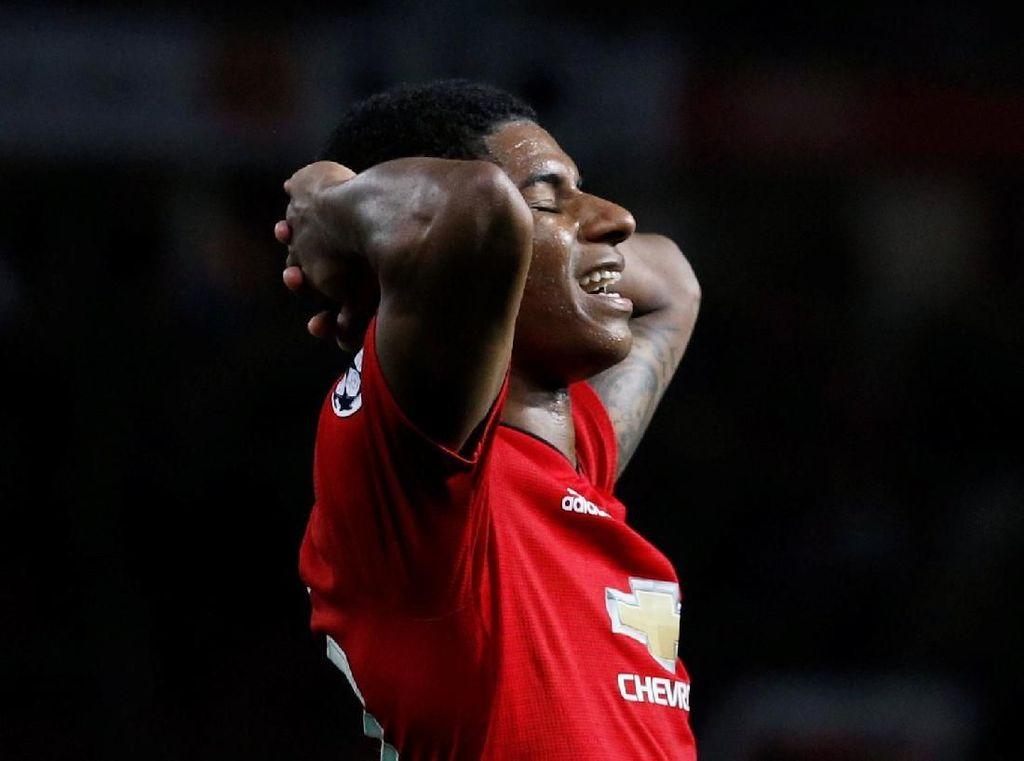 Momen-Momen Terbaik Marcus Rashford di Manchester United