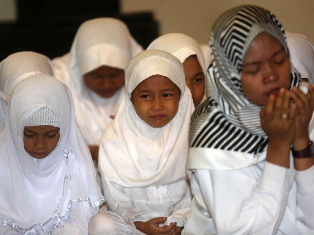 Nada dan Doa untuk Korban Gempa di Sulteng
