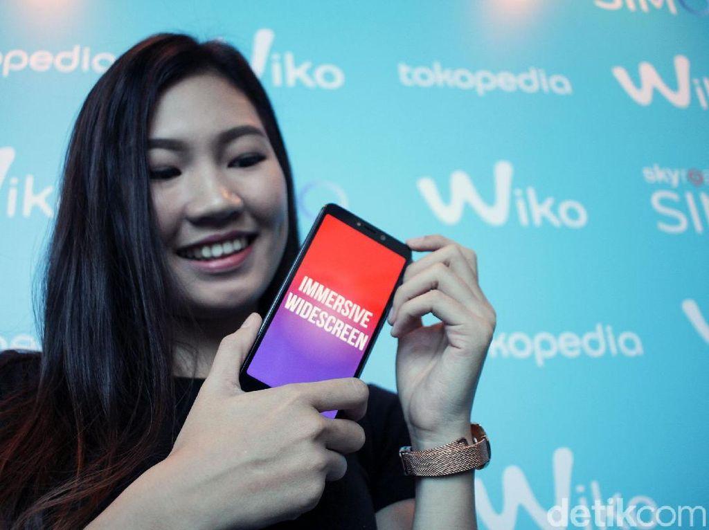 Ponsel Flagship Wiko Mau Masuk Indonesia, Kapan?