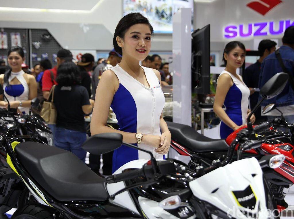 Pesona Gadis yang Bikin Ingin Balik Lagi ke IMOS 2018