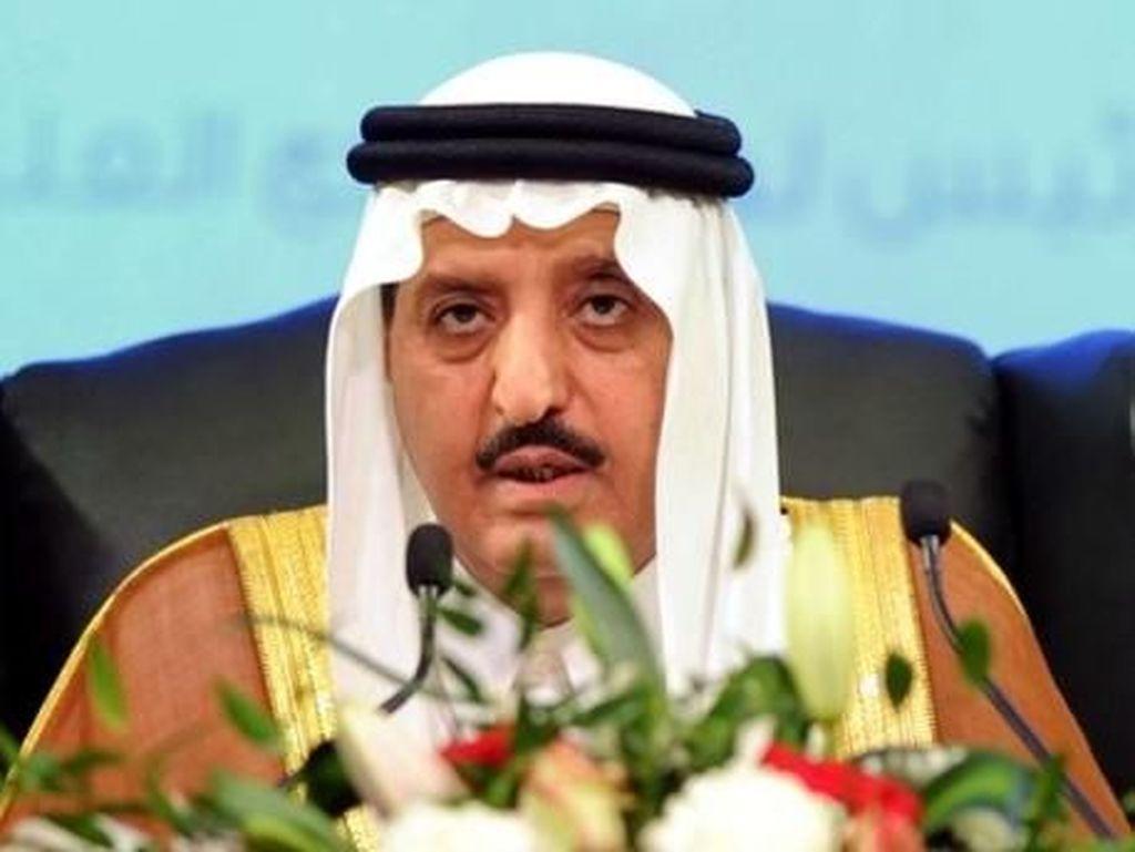 Adik Raja Salman Pulang di Tengah Krisis Kasus Khashoggi
