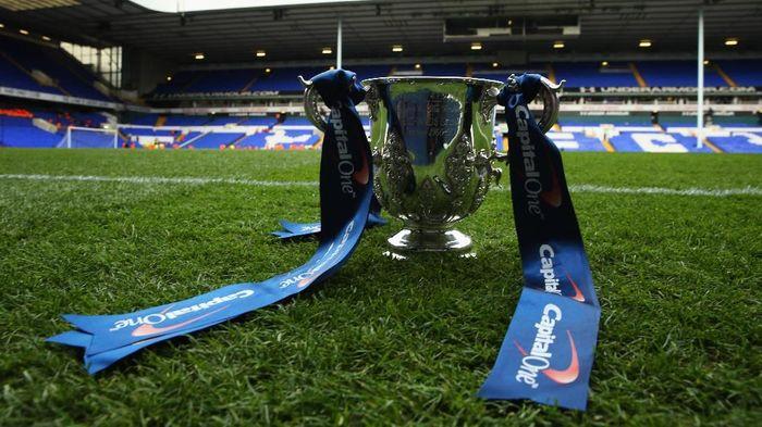 Man City Juara Piala Liga Inggris