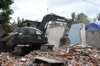 Total ada 74.092 unit rumah yang rusak akibat gempa