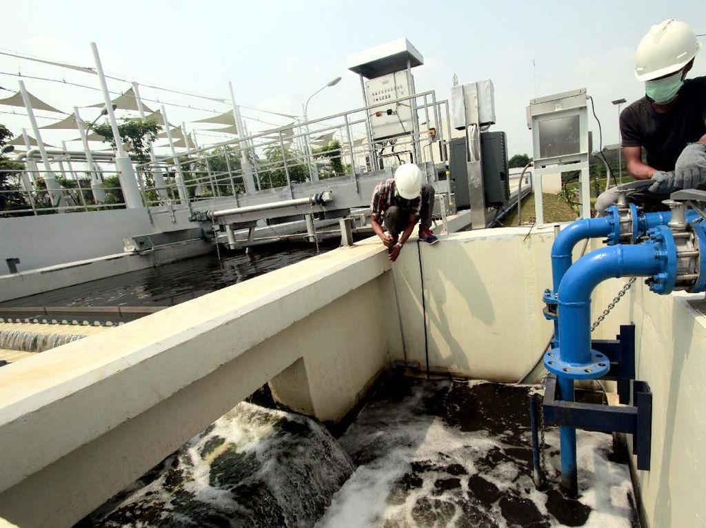 Pengolahan Air Limbah Industri