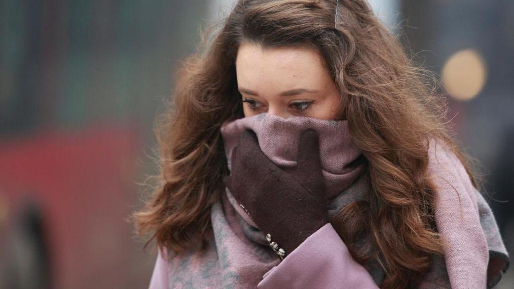 Polusi Udara Ancam Kesehatan Anak-anak di Dunia