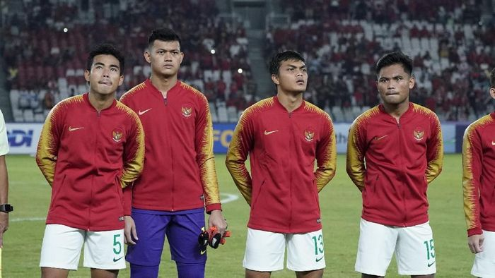Saddil ramdani (paling kanan) (2018 Asian Football Confederation (AFC))