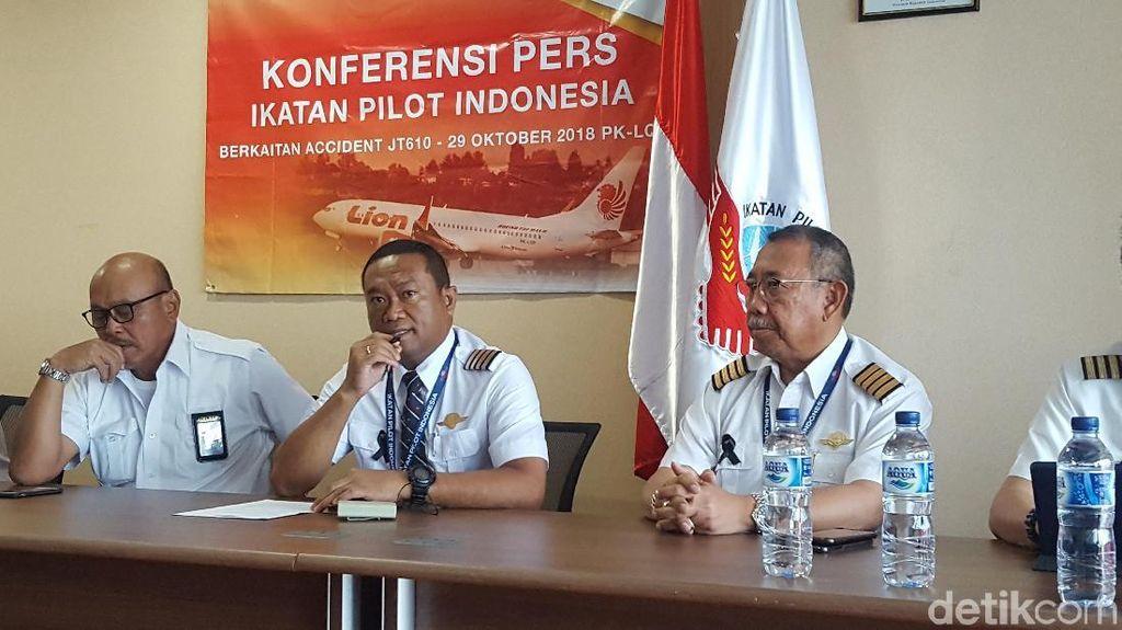 Lion Air Jatuh, Ikatan Pilot: Pesawat Masih Transportasi Teraman