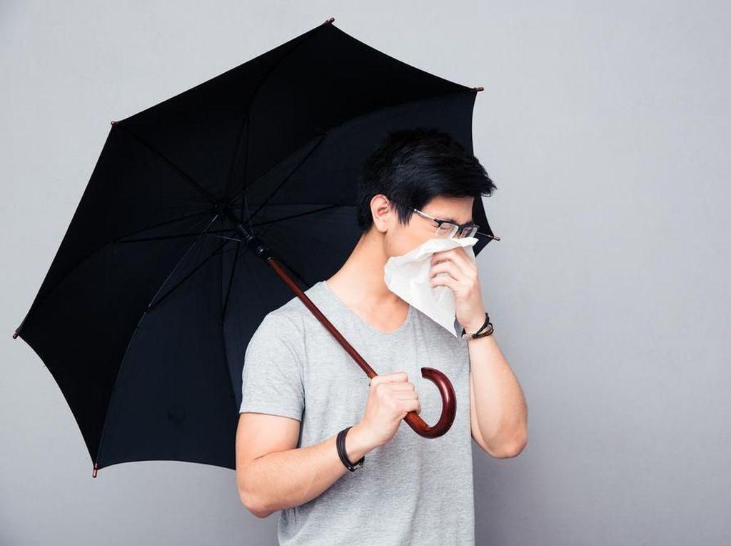 Musim Hujan Tiba, Waspadai Penyakit yang Sering Menyerang