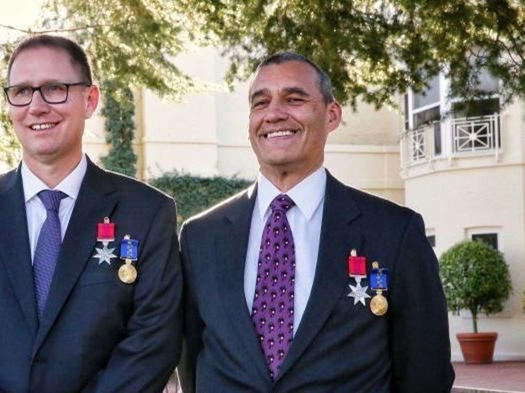 Dr Richard Harris Terima Penghargaan Tokoh Terbaik Australia Selatan Tahun Ini