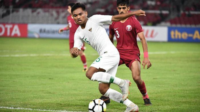 Saddil Ramdani merupakan salah satu atlet yang terlibat skandal pada 2018 (Foto: 2018 Asian Football Confederation (AFC))