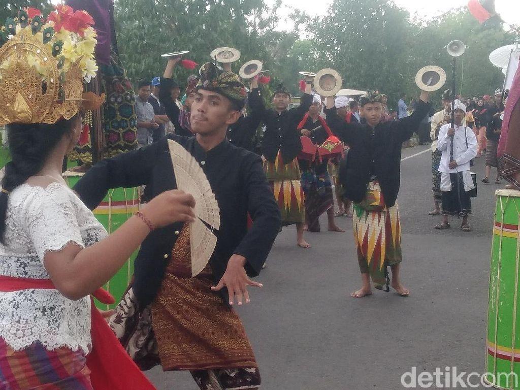 Wisata Lombok Bangkit, Hadirkan Kirab Pemuda Nusantara 2018