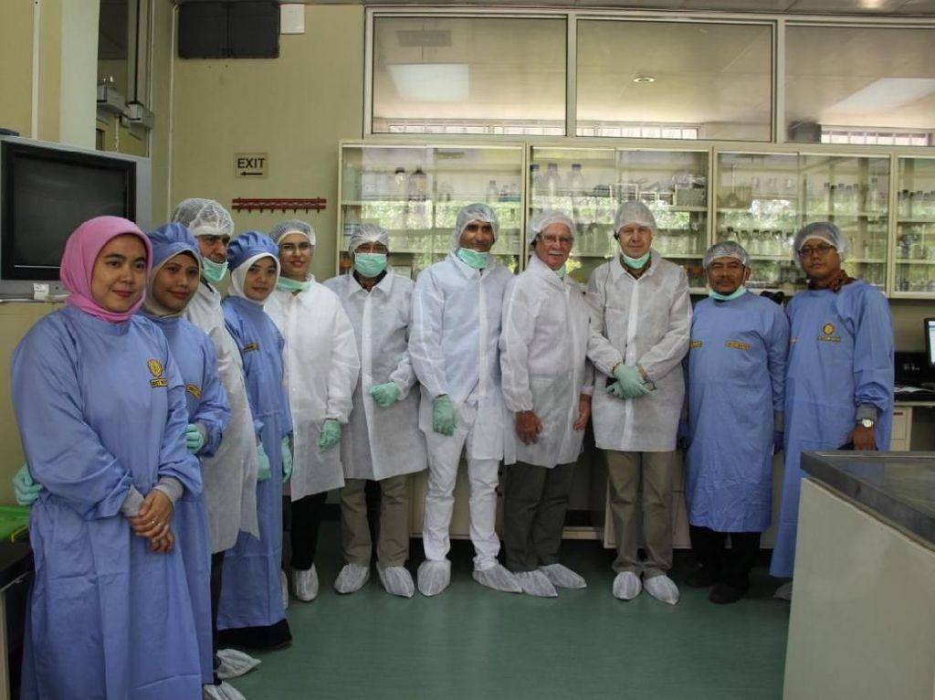 Pantau Flu Burung Lewat Online, Kementan Diapresiasi FAO