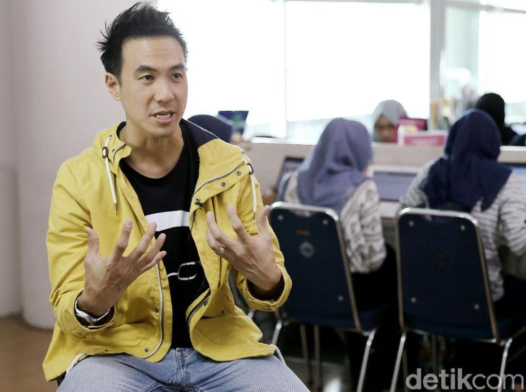 Ada Harapan, Daniel Mananta Percaya Indonesia Bisa Kembali Bangkit