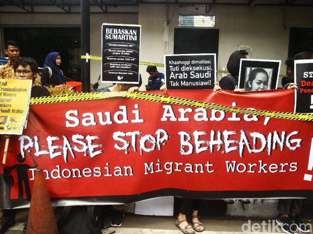Eks Buruh Migran: Bikin Lapangan Kerja, Bukan Ekspor TKI!