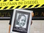 Tuti Dihukum Mati, Demonstran Segel Kedubes Saudi
