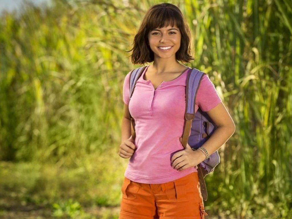 Kalau Dora The Explorer Traveling di Dunia Nyata, Begini Jadinya