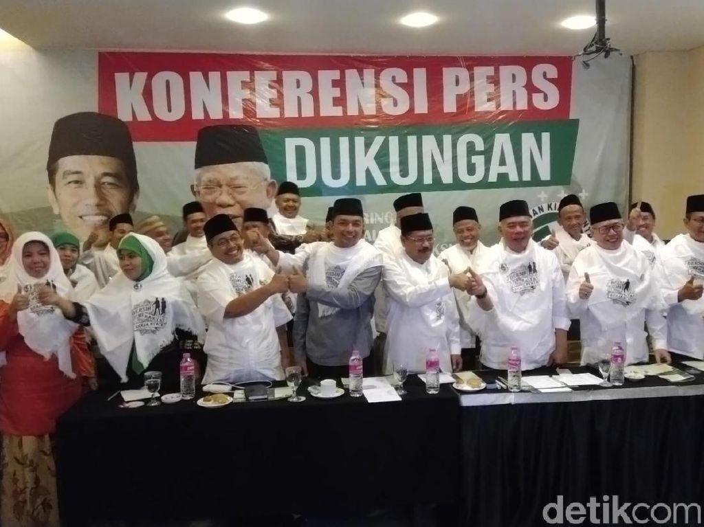 JKSN Kerahkan Emak-emak untuk Dulang Suara Jokowi di Jateng