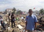 Sandi di Balaroa Palu: Bencana Ini Menyatukan Kita