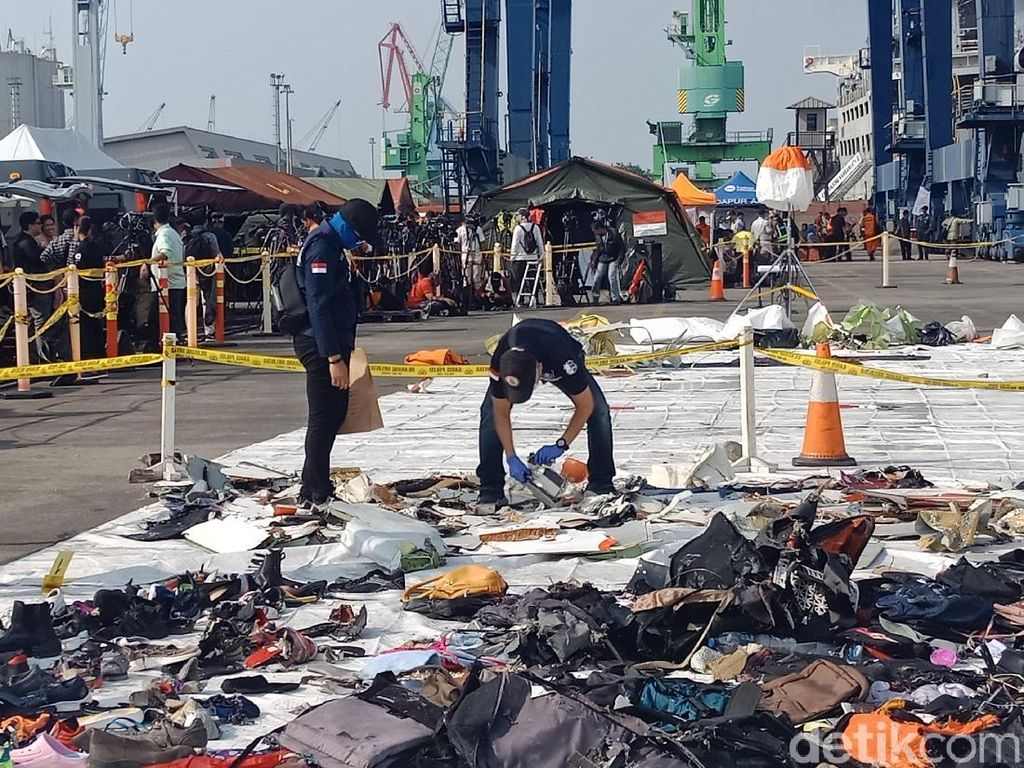 5 Hal yang Dibutuhkan untuk Identifikasi Korban Bencana