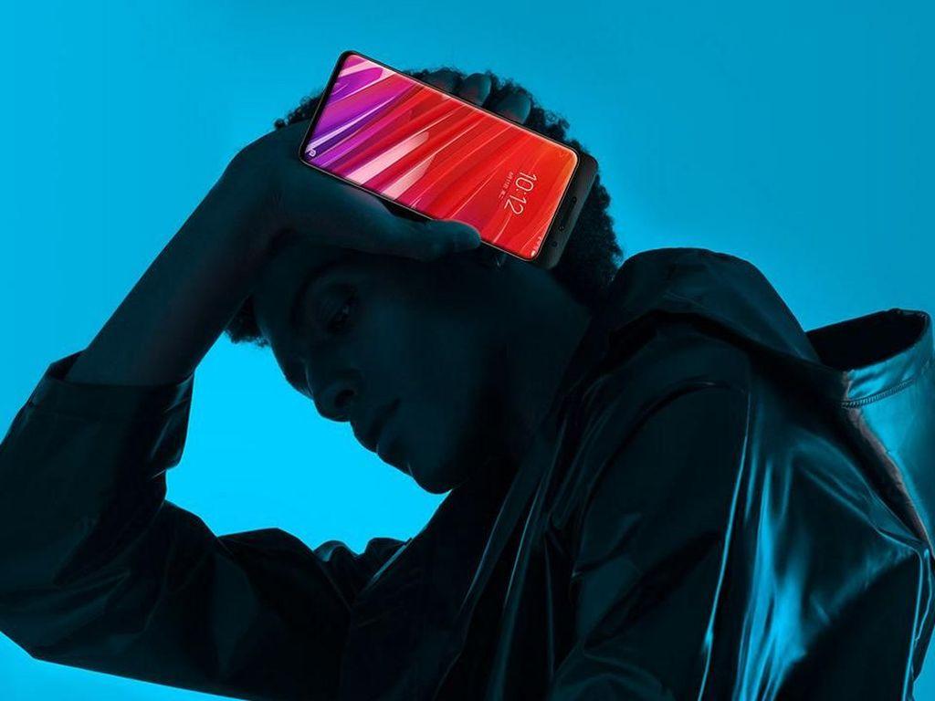 Lenovo Rilis Ponsel Pesaing Xiaomi Mi Mix 3 Harga Terjangkau