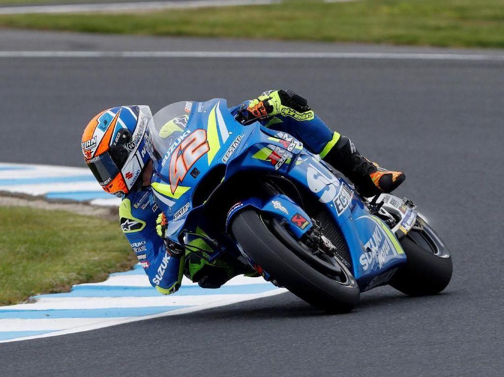 Dua Misi Suzuki di MotoGP Argentina