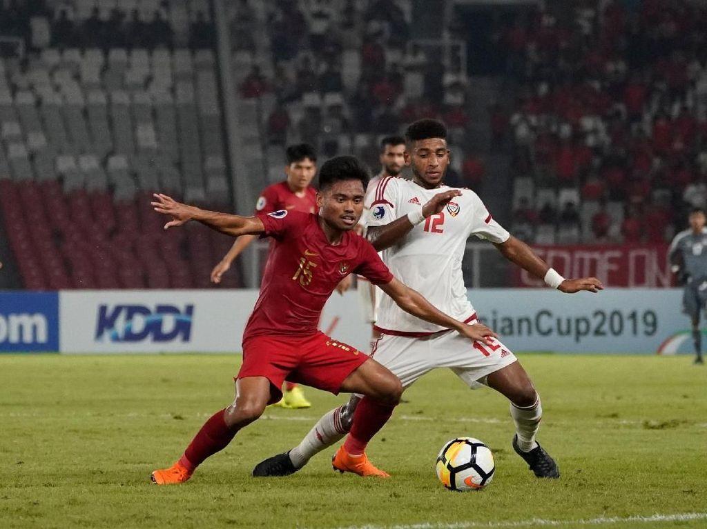 Saddil Resmi Dicoret dari Skuat Piala AFF