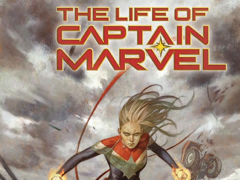 Mengenal Margaret Stohl, Penulis Komik The Life of Captain Marvel