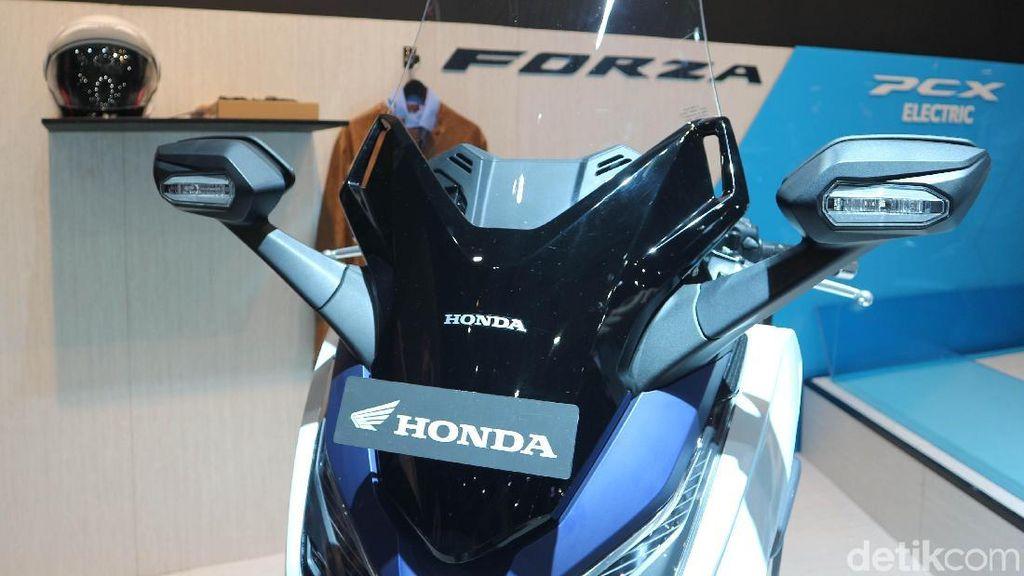 Di RI Tembus Rp 76 Juta, Berapa Harga Honda Forza di Thailand?