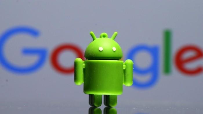 Sebuah tes menguji seberapa signifikan pengaruh mode gelap di Android Q terhadap konsumsi daya. (Foto: Dado Ruvic/Reuters)