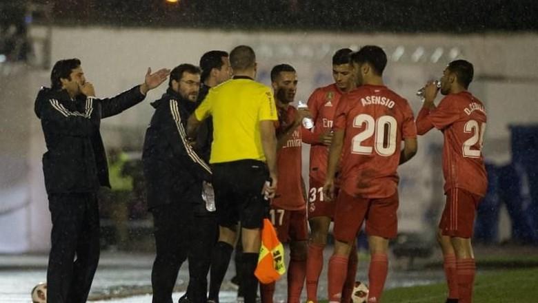 Santiago Solari Punya Tiga Laga Sebagai Ujian Menuju Posisi Pelatih Real Madrid