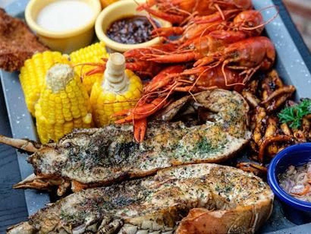 Makan Rame-Rame Pakai Menu Platter di 5 Restoran Ini, Yuk!