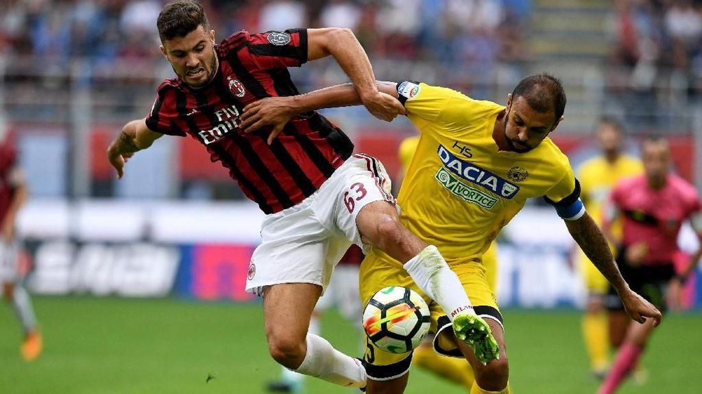 Udinese Menguji Konsistensi Milan