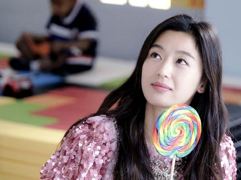 Duh! Jun Ji Hyun Di-bully karena Belum Donasi untuk Korban Virus Corona