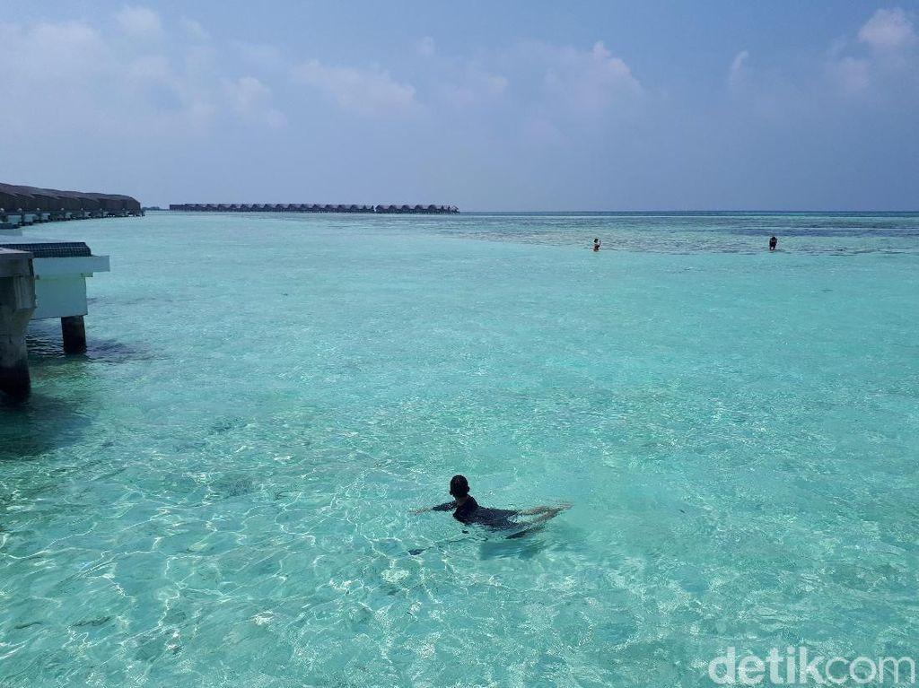 Liburan 4 Hari Telah Usai, Sayonara Maldives!