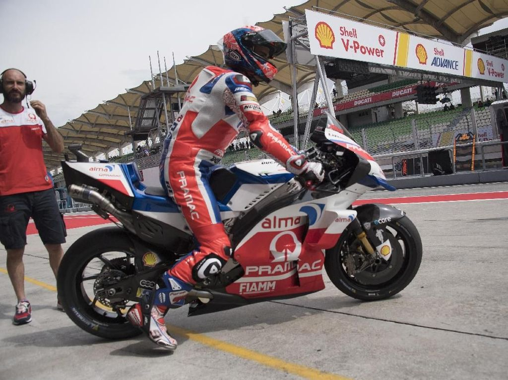 Jadwal MotoGP Malaysia Dimajukan, Start Pukul 12.00 WIB