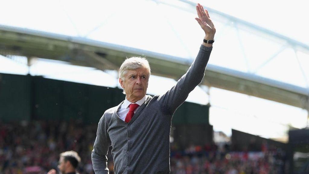 Dikaitkan ke AC Milan, Wenger Menjawab