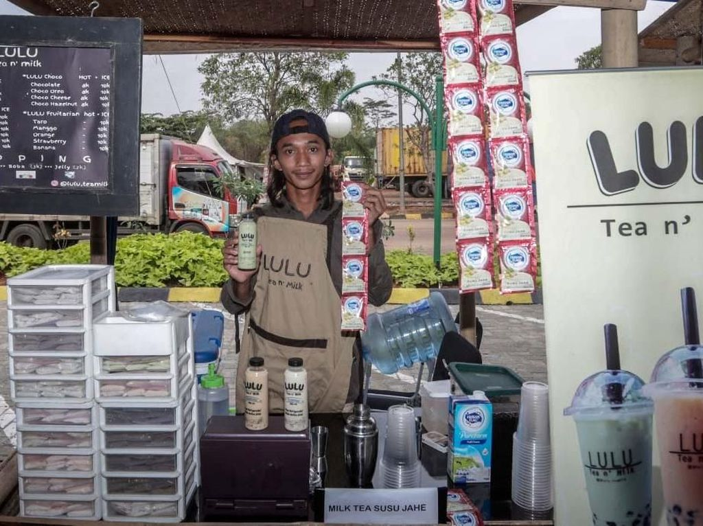 Penjualan Produk Makanan UKM Online Meningkat Selama Pandemi Corona
