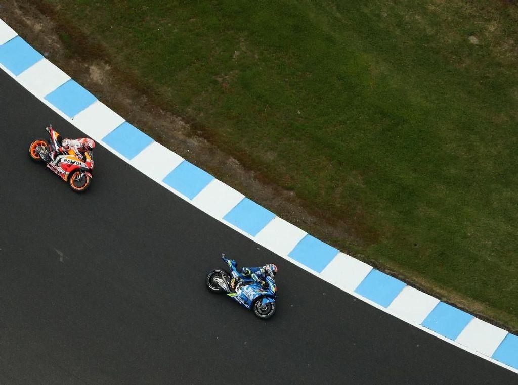 Suzuki Semakin Dekat dengan Honda dan Ducati