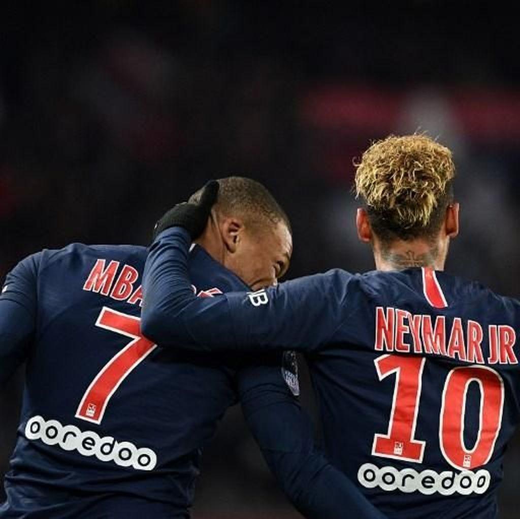 Dikabarkan Siap Jual Neymar & Mbappe, PSG: Media Maunya Apa Sih?