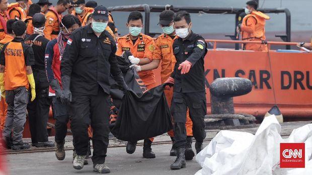Daftar 14 Korban Lion Air JT-610 yang Teridentifikasi