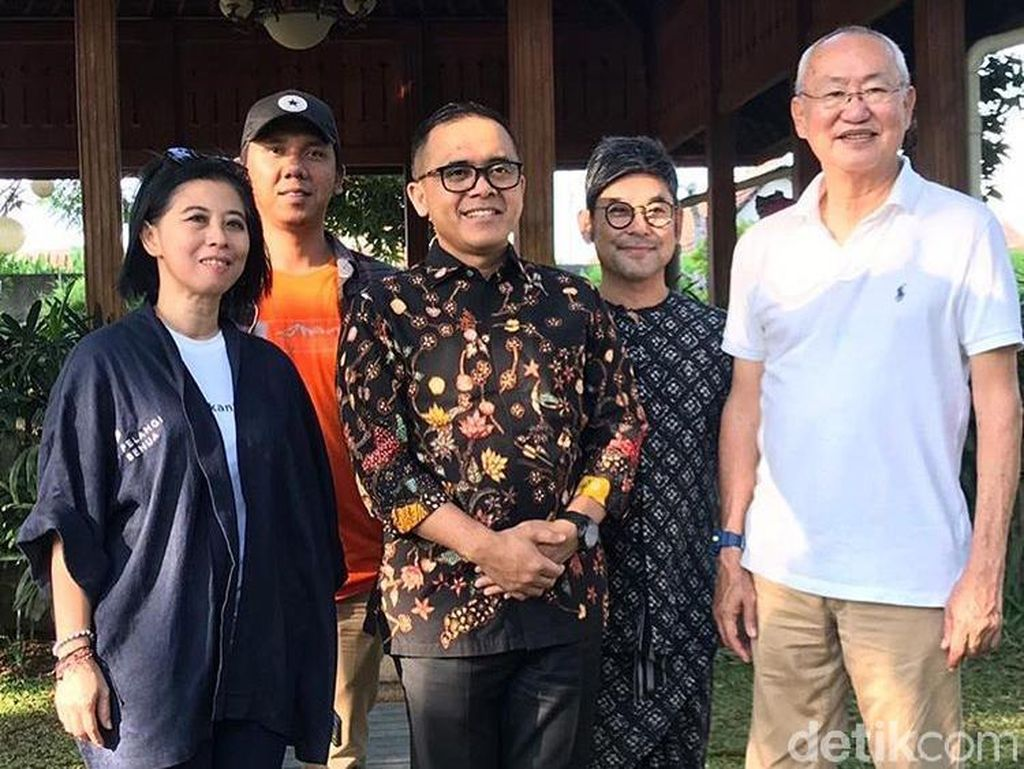 William Wongso Eksplorasi Kuliner Banyuwangi untuk Acara Ini