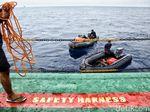 Evakuasi Lion Air PK-LQP Diperluas ke Pantai Wilayah Tanjungpakis