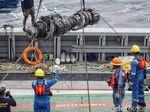 Tim SAR Temukan Mesin dan Satu Lagi Roda Lion Air PK-LQP