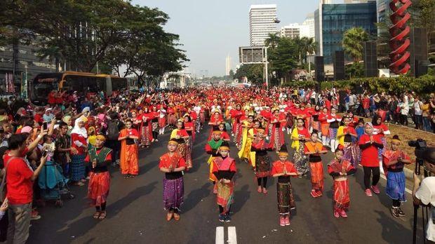 Mendalami Tari Tradisional Gratis Bersama Belantara Budaya